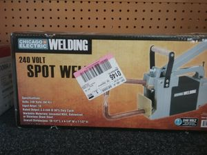 CHICAGO ELECTRIC SPOT WELDER for Sale in Wilton Manors, FL