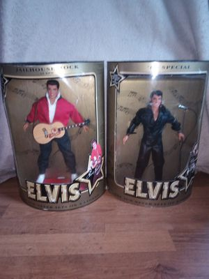 Elvis action figures collectables. for Sale in Westville, NJ