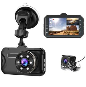 Dash Cam Front and Rear CHORTAU Dual Dash Cam 3 inch Dashboard Camera Full HD 170° Wide Angle Backup Camera with Night Vision WDR G-Sensor Parking Mo for Sale in South El Monte, CA