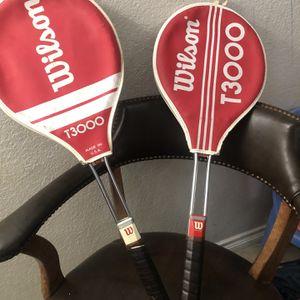 wilson tennis racket for Sale in Fullerton, CA