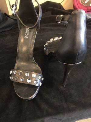 Michael Kors high heels shoes 6M for Sale in Las Vegas, NV