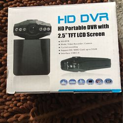 HD Portable DVR with Screen for Sale in Maywood,  CA