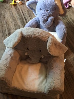Elephant toddler chairs $18 each for Sale in Winder, GA