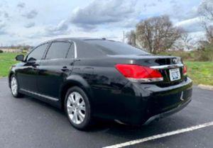 2011 Avalon Sedan 4D sedan Black for Sale in Garner, NC