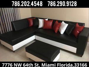 Designer couch brand new for sale for Sale in Miami, FL