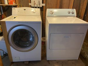 Washer and Dryer (Electric) for Sale in Vallejo, CA