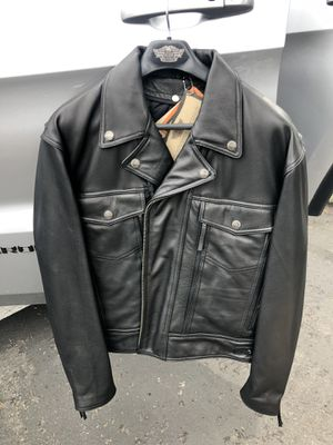Harley Davidson Leather Jacket for Sale in Sherwood, OR