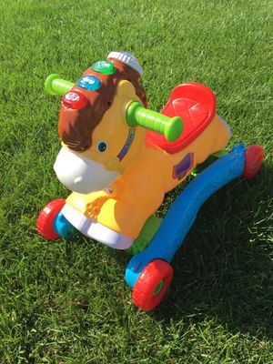 VTECH Gallob and Ride and Learn Toy for Sale in Evergreen Park, IL