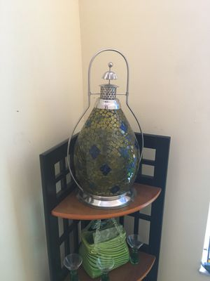 Vintage candle lamp for Sale in Miami, FL