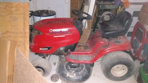 Troy built riding lawn mower for Sale in Greenville, SC