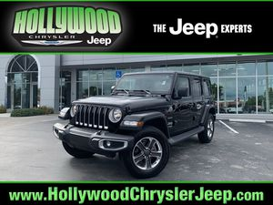 2019 Jeep Wrangler Unlimited for Sale in Hollywood, FL