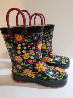 Girls Western chief rain boots for Sale in Renton, WA