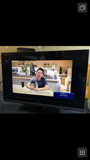 32 Tcl 1080 p tv for Sale in Malden, MA