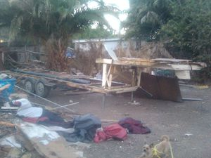 Two trailer frames, axels good, $850 for BOTH for Sale in Vallejo, CA