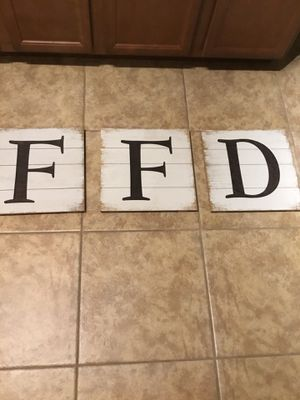 Letters for Sale in Winter Haven, FL