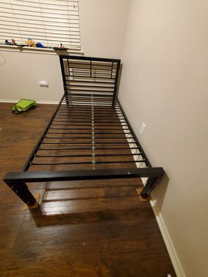 Twin bed frame for Sale in Corpus Christi, TX
