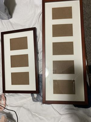 Pottery barn picture frames for Sale in Midland, TX