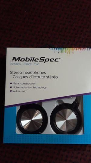 Mobile spec stereo headphones for Sale in Nashville, TN
