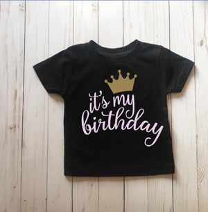Birthday shirts for Sale in Santee, CA