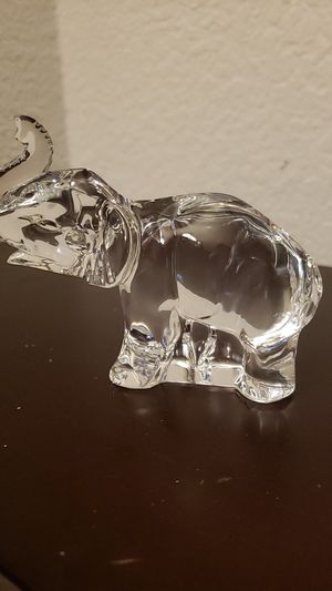 Waterford Crystal Elephant for Sale in Irvine, CA