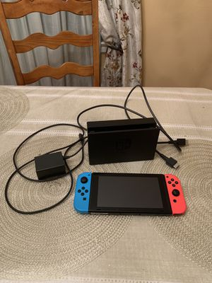 Nintendo switch for Sale in North Providence, RI