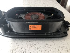 2016 Mercedes-Benz E350 (W212) rear deck subwoofer for Sale in Philadelphia, PA