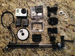 GoPro Hero 3+ With Accessories for Sale in Atlanta, GA