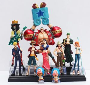 10pcs Japanese Anime One Piece Action Figure Collection 2 YEARS LATER for Sale in Las Vegas, NV