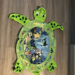 Inflatable tummy time water mat seat for Sale in Peoria, AZ