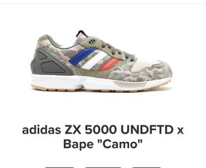 EXCLUSIVE!!BAPE / UNDFTD X ADIDAS COLLAB for Sale in Philadelphia, PA