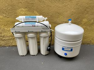 APEC Water Essence Water Filtration System for Sale in Los Angeles, CA