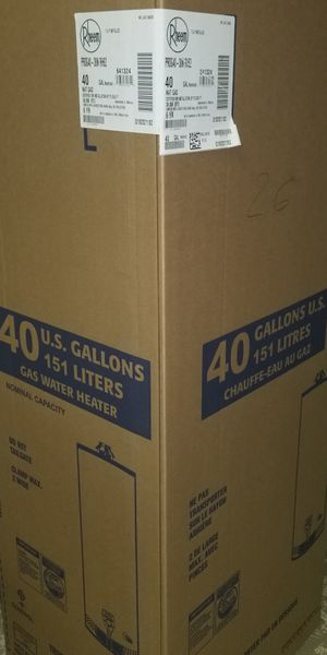 New And Used Water Heaters For Sale In Laredo Tx Offerup