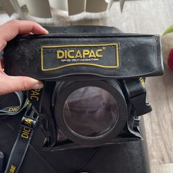 Dicapac Waterproof DSLR case With Strap for Sale in Los Angeles,  CA