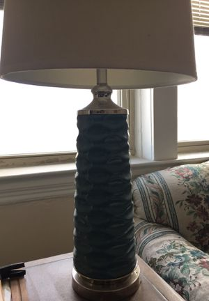 Turquoise Lamp for Sale in Cleveland, OH