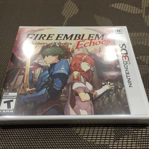Brand new Nintendo 3DS fire emblem ever oasis monster Hunter stories for Sale in South San Francisco, CA