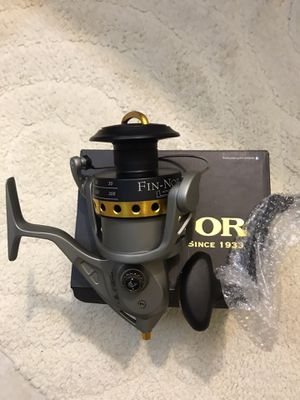 Brand new in box Fin Nor Lethal LT 60 fishing spinning reel for Sale in Tampa, FL