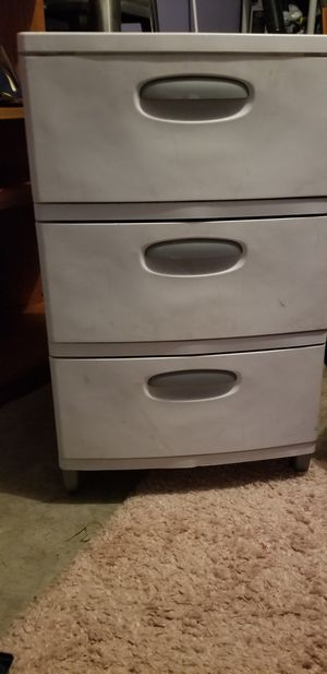 Plastic drawers for Sale in Troutdale, OR