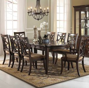 Dining Room Table / 6 Chairs / Credenza package deal for Sale in Duluth, GA