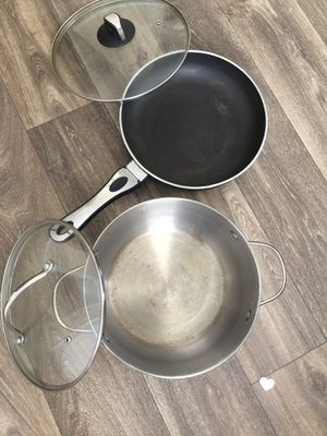 Cooking pans for Sale in Tampa, FL