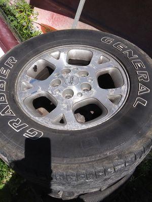 jeep wheels for Sale in Belleville, IL