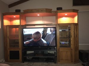 Entertainment Center for Sale in Prunedale, CA