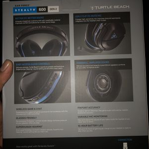Ps4/ps5 Head Set Brand New for Sale in Selma, CA