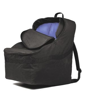 NEW - ultimate padded backpack for car seat - Retails for $60 for Sale in Channahon, IL