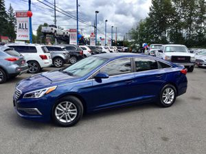 2015 Hyundai Sonata for Sale in Lynnwood, WA