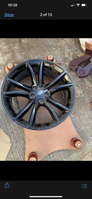 Dodge brand charger/challenger rims for Sale in Sacramento, CA