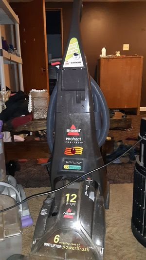 Bissell carpet cleaner 7920 for Sale in Spokane, WA