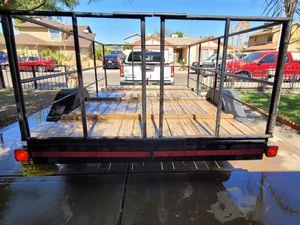 Open Box Trailer for Sale in Glendale, AZ