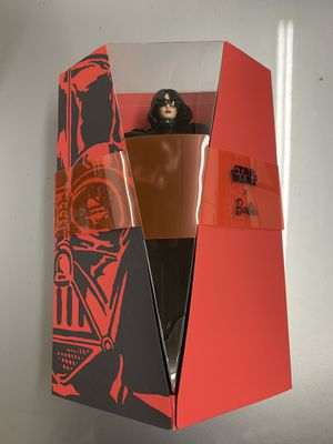 Brand New - Star Wars A New Hope Darth Vader Barbie Signature Doll Toy Figure for Sale in Cerritos, CA