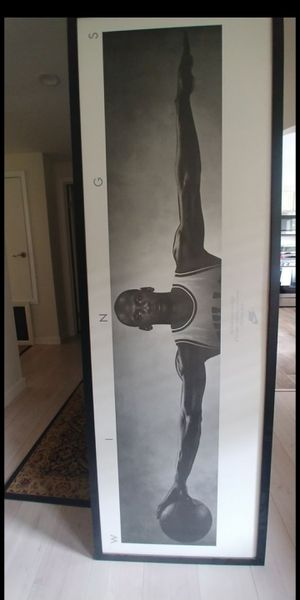 Jordan Poster for Sale in Los Angeles, CA