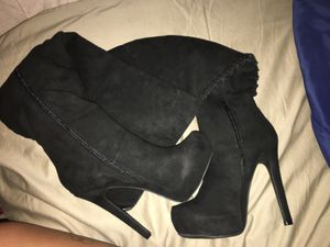 High thigh boots for Sale in Houston, TX